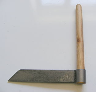 Ray Iles Froe with beech handle